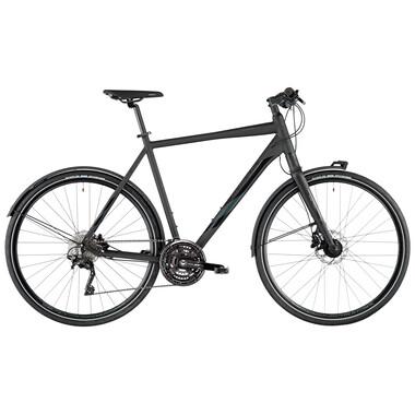 SERIOUS ATHABASCA HYBRID STREET DIAMANT Hybrid Bike Black 2020